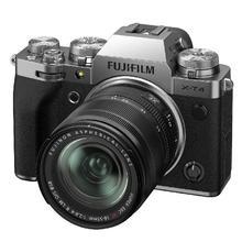 Fujifilm X-T4 + XF 18-55 mm f/2,8-4 OIS, Silver