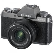 Fujifilm X-T100 Silber + XC 15-45mm f/3.5-5.6 OIS PZ