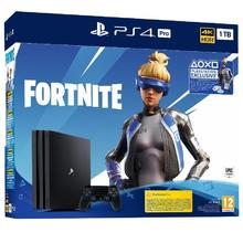 PlayStation 4 Pro, 1TB, Fortnite Edition, Black