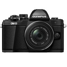 Olympus E-M10 Mark II + 14-42mm, black