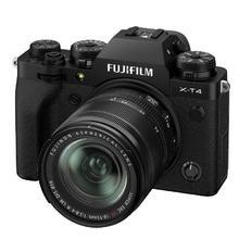 Fujifilm X-T4 + XF 18-55 mm f/2,8-4 OIS, Black
