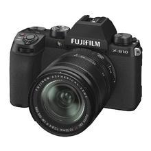 Fujifilm X-S10 + XF 18-55mm f/2,8-4, Black  VERPACKUNG BESCHÄDIGTES
