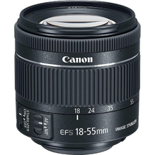 Canon EF-S 18-55mm f/4-5.6 IS STM  - BULK