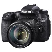 Canon EOS 70D + EF-S 18-135 IS STM