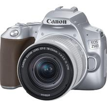 Canon EOS 250D + 18-55mm IS STM, Silver