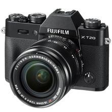 Fujifilm X-T20 + XF 18-55mm F 2.8-4 R LM OIS