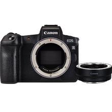 Canon EOS R Gehäuse + Adapter