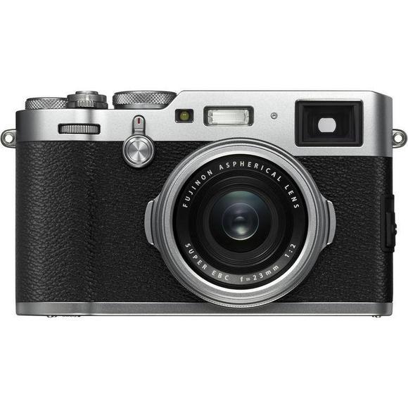 Fujifilm FinePix X100F siber  - 1
