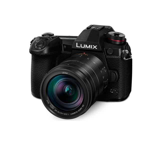 Panasonic Lumix DC-G9 + Leica 12-60mm  f/2.8-4.0  - 1
