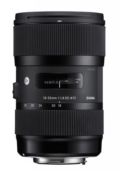 Sigma 18-35mm f/1,8 DC HSM Art Canon  - 1