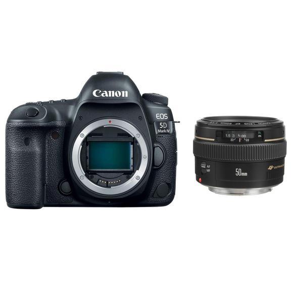 Canon EOS 5D Mark IV + EF 50mm f/1.4 USM  - 1