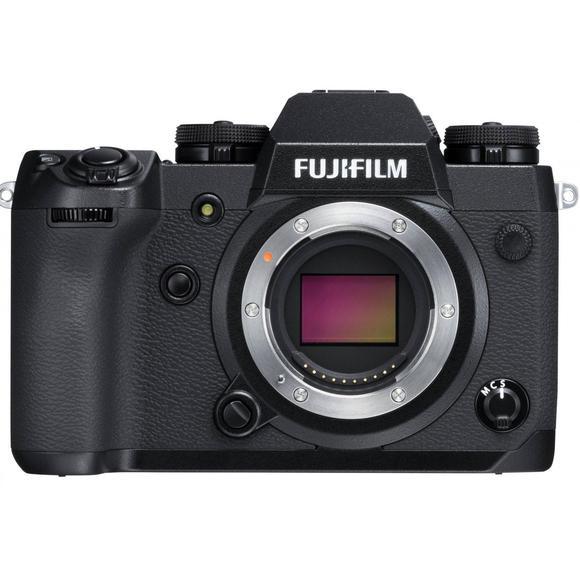 Fujifilm X-h1 schwarz  Body   - 1