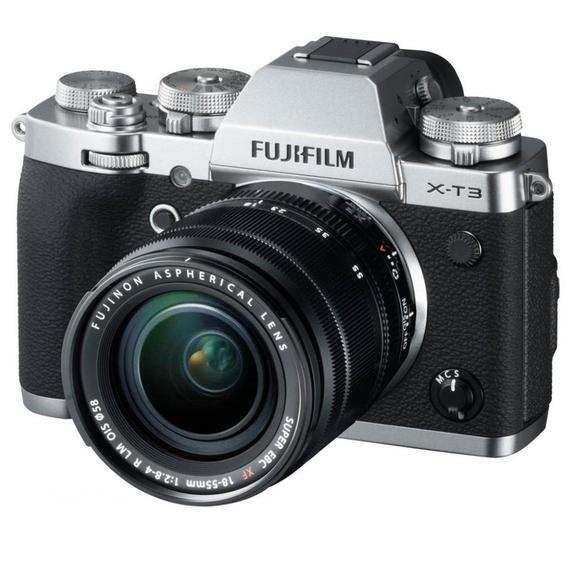Fujifilm X-T3 + XF 18-55 mm R LM OIS  - 1