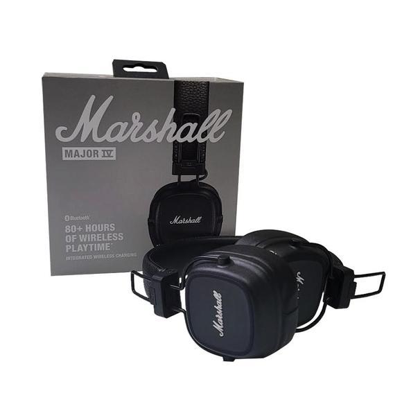 Marshall Major IV BT Black