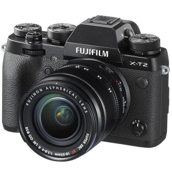 Fujifilm X-T2 + 18-55 mm schwarz  - 1