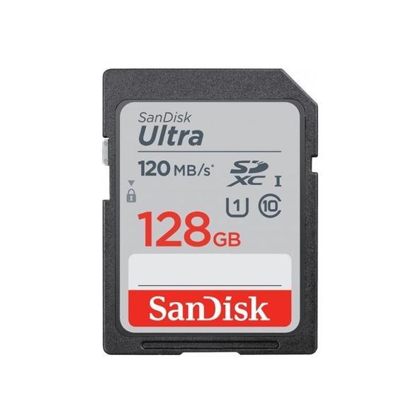 SanDisk SDXC Ultra 128 GB SDSDUN4 -128G-GN6IN