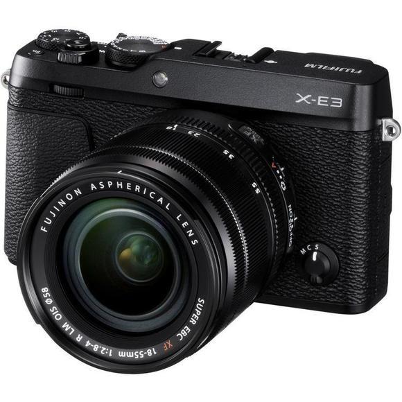 Fujifilm X-E3 + XF 18-55 Schwarz   - 1