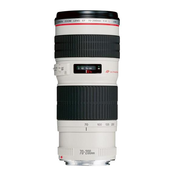 Canon EF 70-200mm f4.0 L USM  - 1