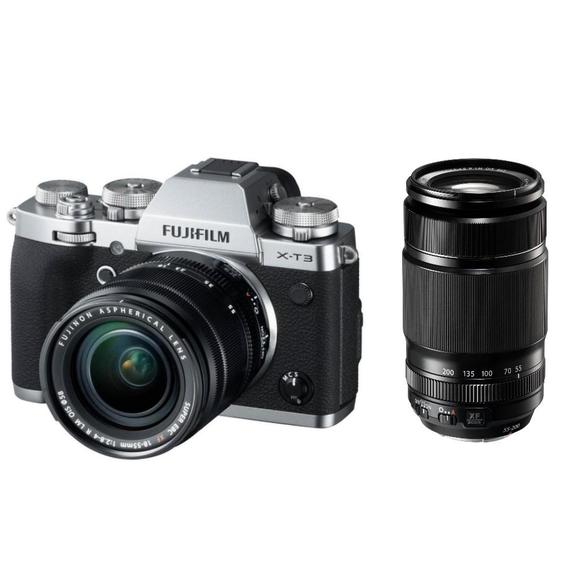 Fujifilm X-T3 + XF 18-55 mm R LM OIS + XF 55-200mm F/3.5-4.8  - 1