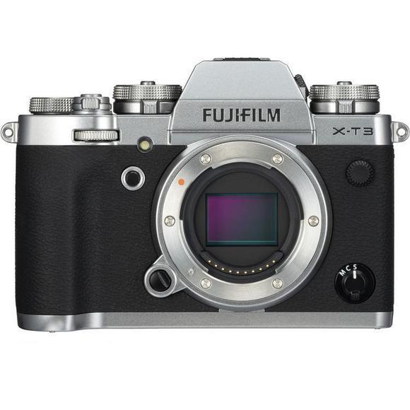 Fujifilm X-T3 Body Silber  - 1