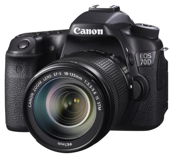 Canon EOS 70D + EF-S 18-135 IS STM  - 1
