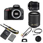 Nikon D5500 + 18-55 mm VR II + 55-200 mm VR II - 6/6