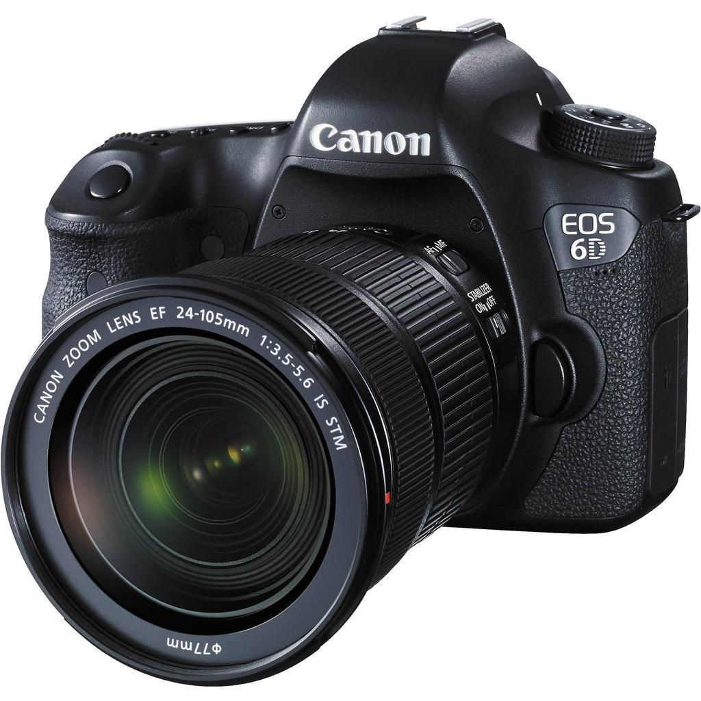Digiexpert.at - Canon EOS 6D + 24-105mm IS STM