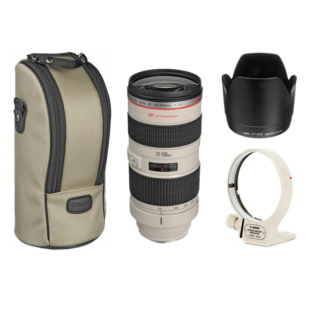 Canon Ef 70 200mm F 28l Usm Lensa Is Ii 3