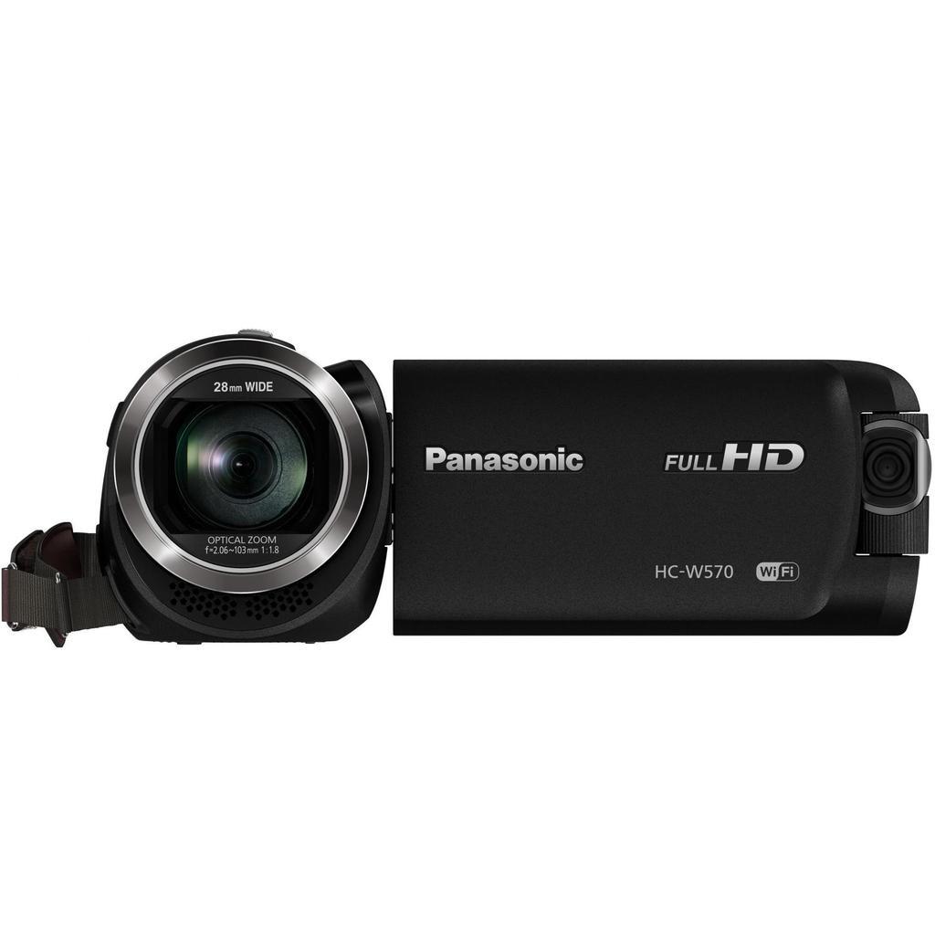 Panasonic Hc W570ep K Camcorder Wx970 4k Ultra Hd 4 6